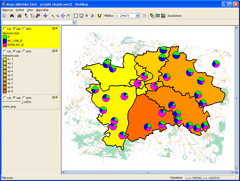 Webmap ultimate for Gis powerpoint templates