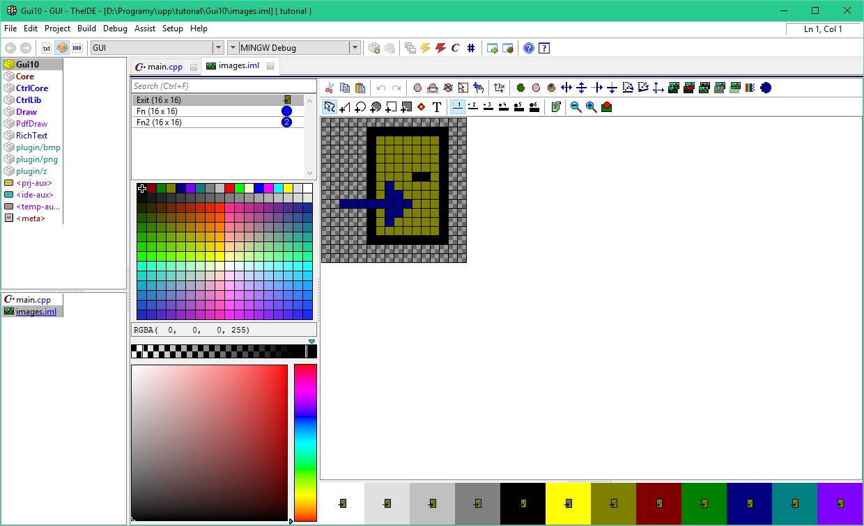 GUI Tutorial :: Ultimate++